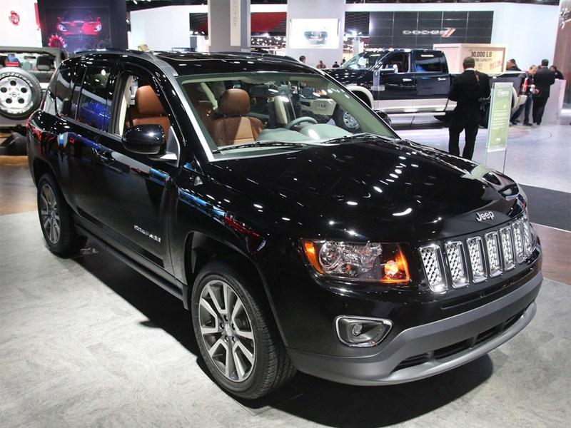 Jeep Patriot и Compass получили новые КПП