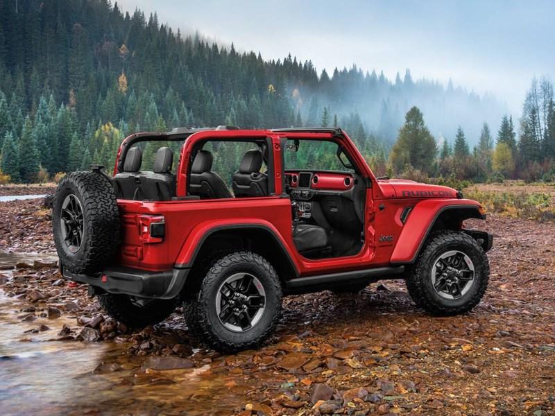 Jeep готовится представить электрический Wrangler