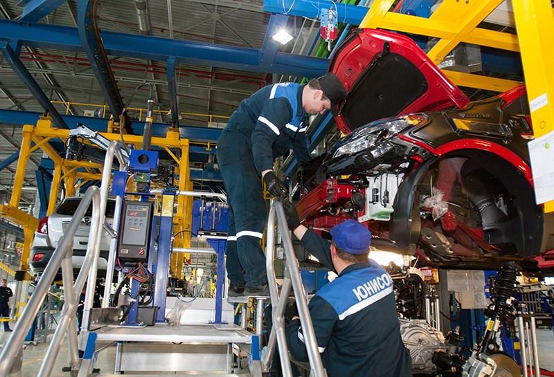 Производство автомобилей Cadillac и Chevrolet для России наладят в Белоруссии