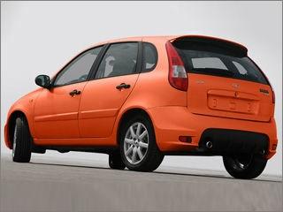 Стартовали продажи новой Lada Kalina Sport