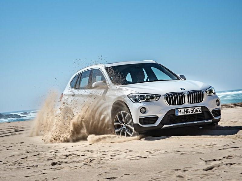 BMW начинает продажи кроссоверов X1 российской сборки