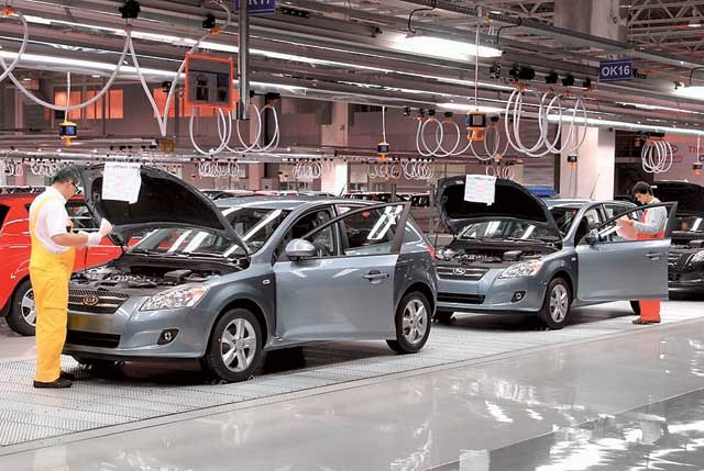 «Автотор» осваивает сборку новых моделей Kia