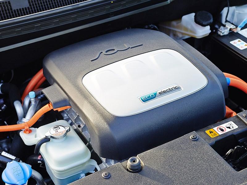 Kia Soul EV 2015 двигатель фото 2