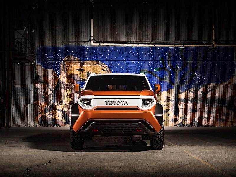 В новом кроссовере Toyota будет много Mazda Фото Авто Коломна