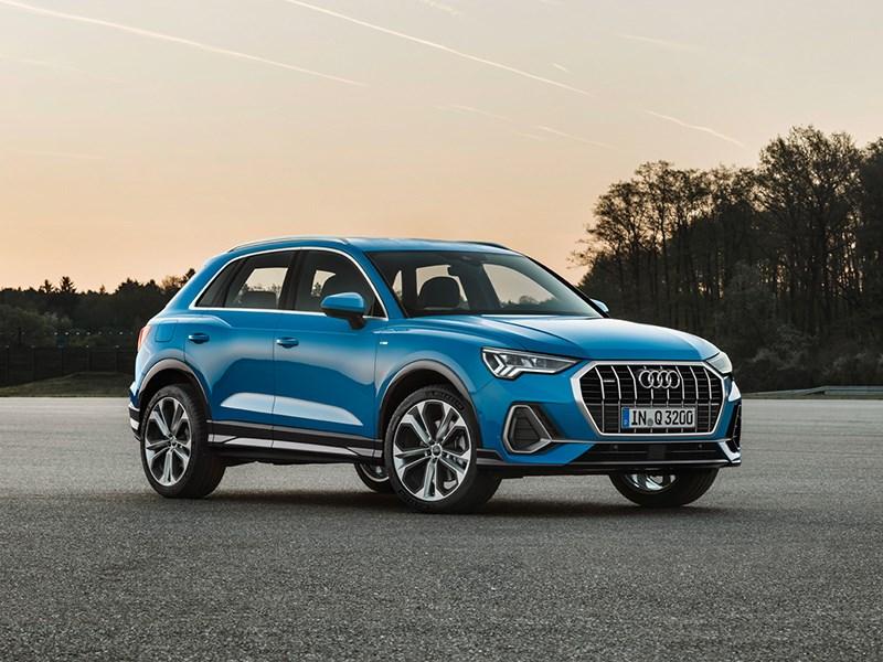 Премьера первого кросс купе от Audi назначена на июль Фото Авто Коломна