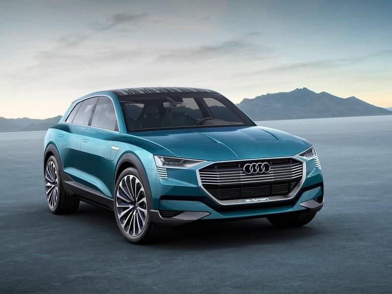 Audi обещает выпускать по одному новому электрокару каждый год