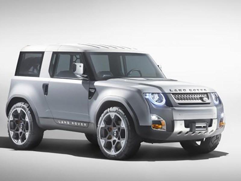 Новый Land Rover Defender станет «молодежным»