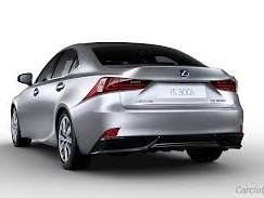 Новое поколение Lexus IS доступно для заказа в РФ