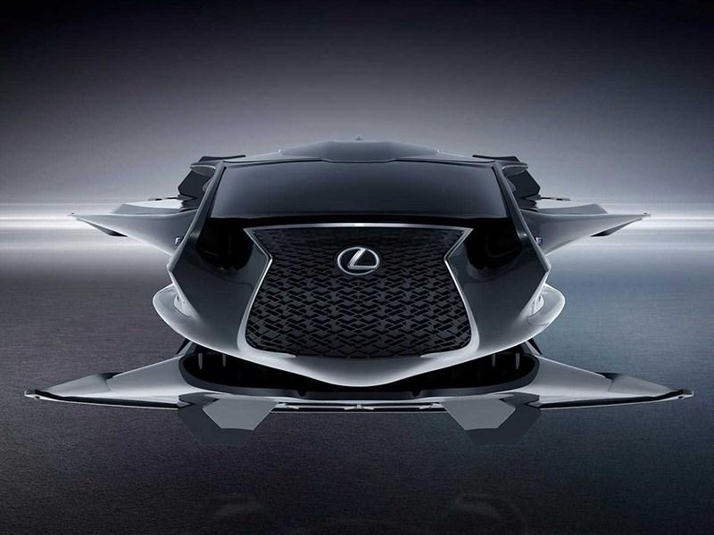Представлен межгалактический Lexus
