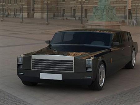 Путину готовят настоящий русский лимузин