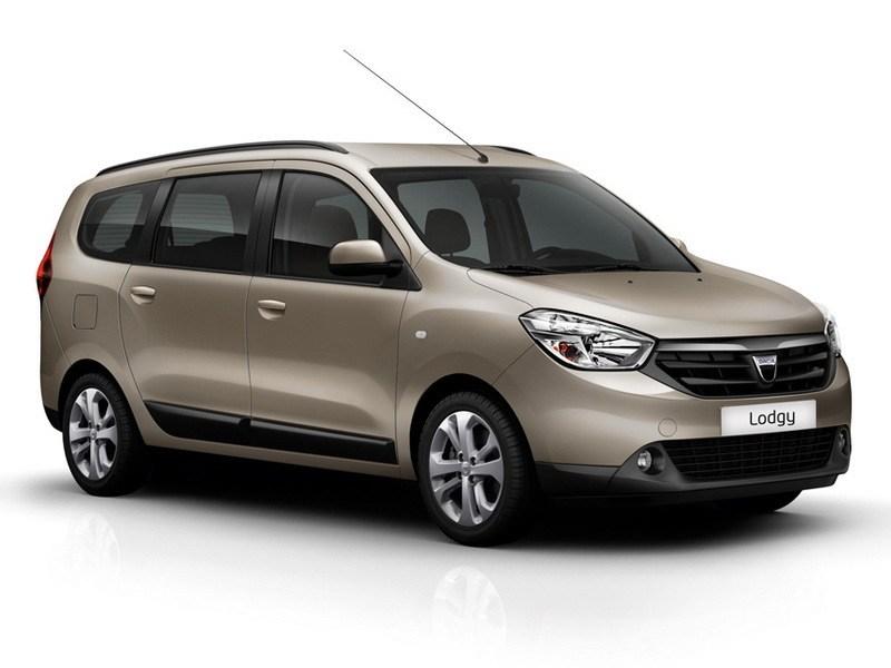 Renault хочет выпускать минивэн Lodgy в России