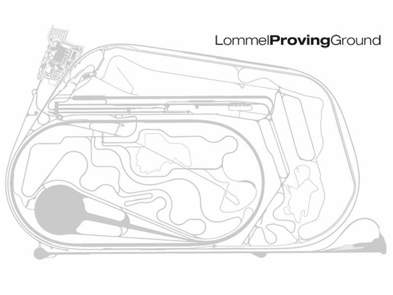 Ford построил самую плохую дорогу для тестового полигона