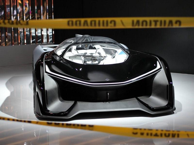 Faraday Future проведет первые испытания собственного беспилотного электрокара