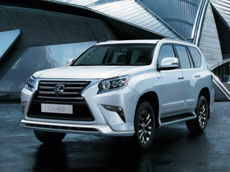 Lexus начал продажи новой модификации GX 460