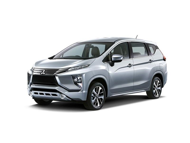 Mitsubishi рассекретила новую модель