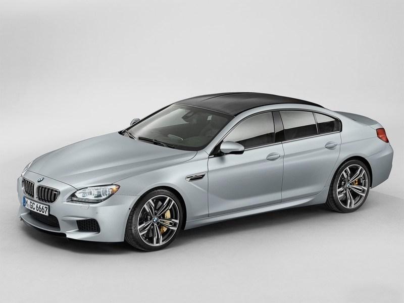 BMW M6 Gran Coupe дебютировал в Сети