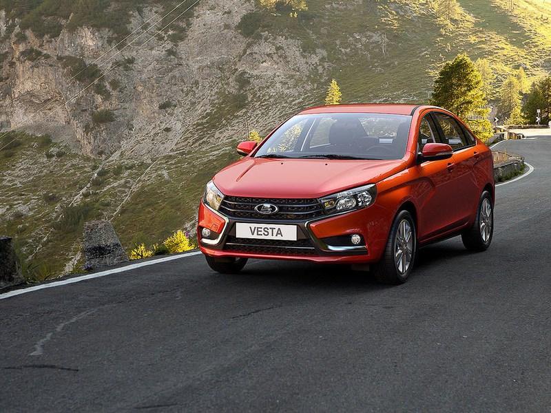 Объем продаж АвтоВАЗа в I-ом полугодии сократился на 11,6 процентов