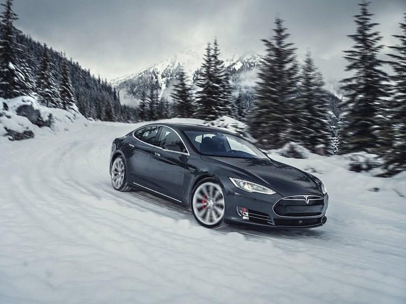 Продажи электромобилей в Российской Федерации уменьшились натреть