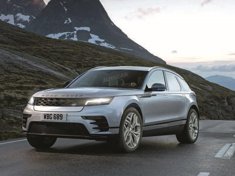 Jaguar Land Rover запатентовал имя для роскошного электромобиля