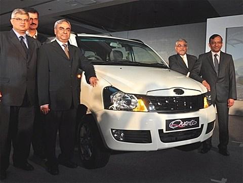 Индийская компания Mahindra выйдет на европейский рынок