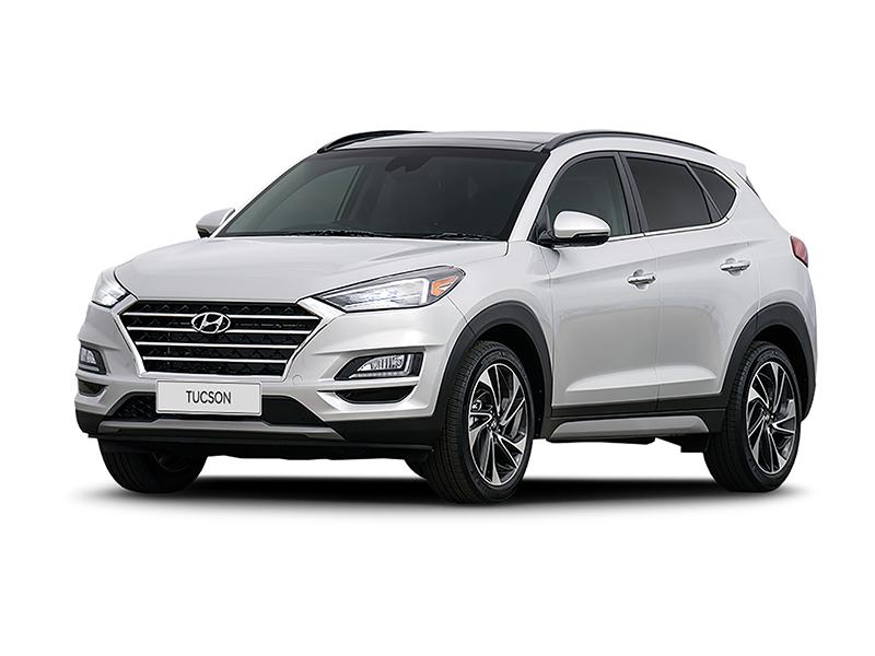 Hyundai Tucson в России будет продаваться с прежними двигателями Фото Авто Коломна