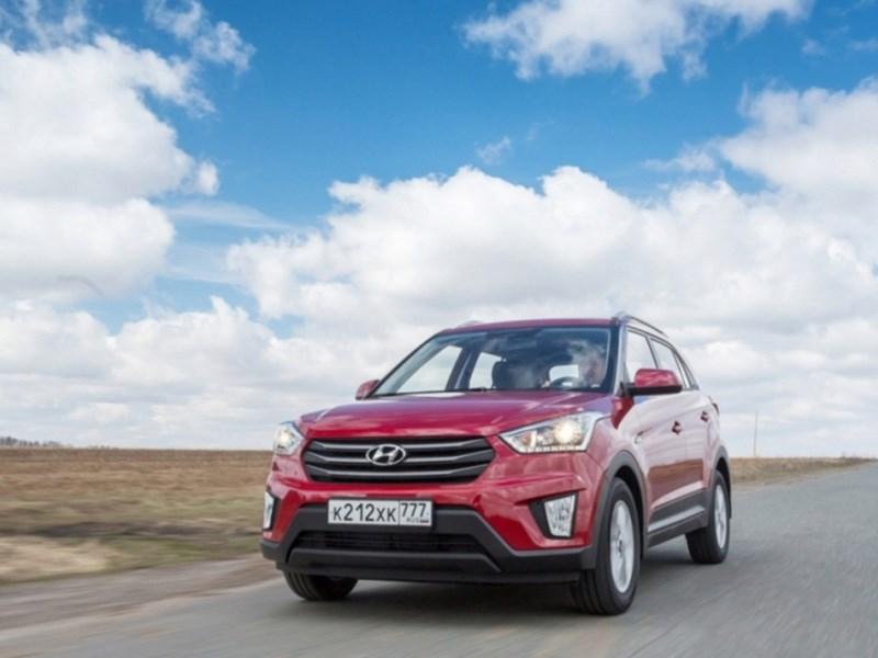 Hyundai Creta получил новое оснащение