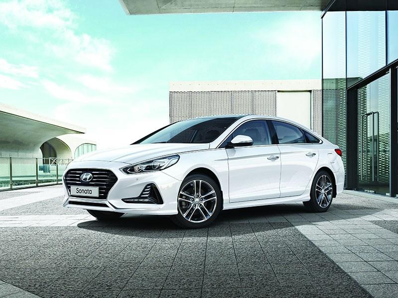 Hyundai объявила дату возвращения Sonata в Россию