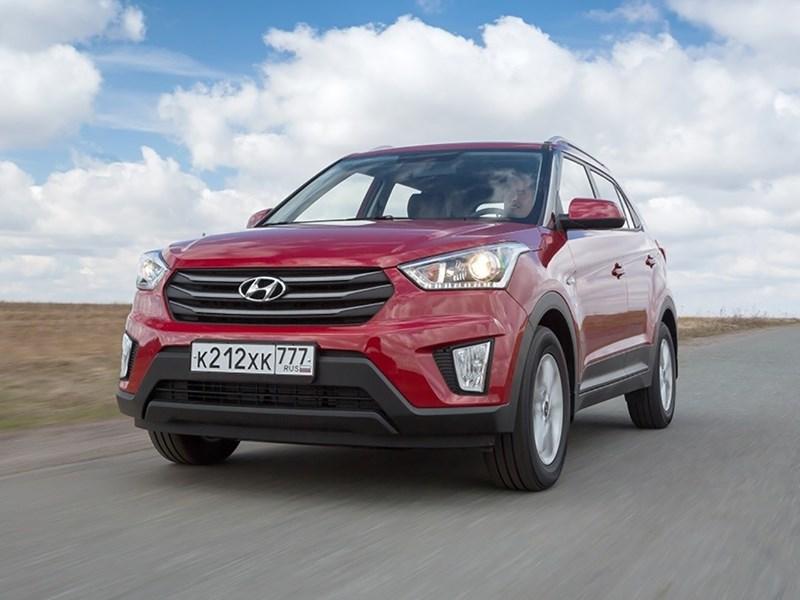Hyundai Creta получила лимитированную версию