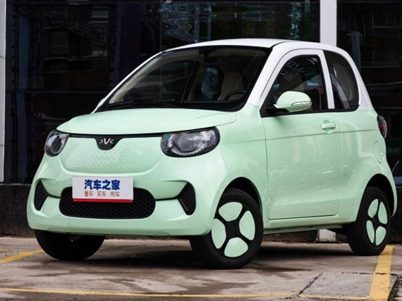 В Китае создали самый дешевый электромобиль в мире!