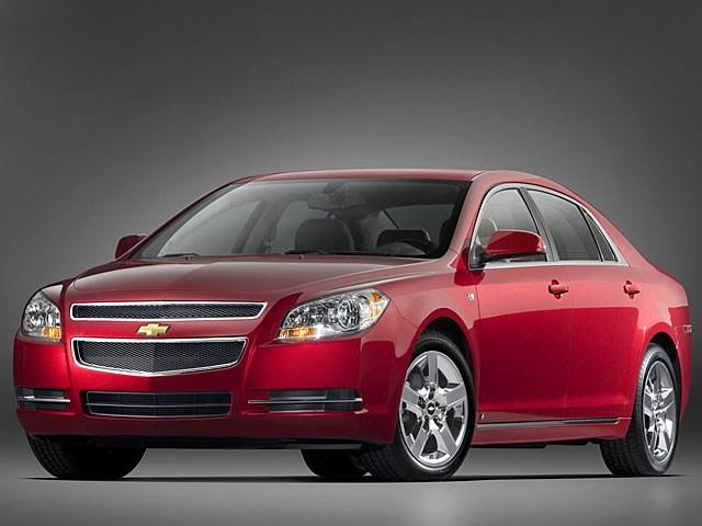Chevrolet Malibu нового поколения не приедет в Россию