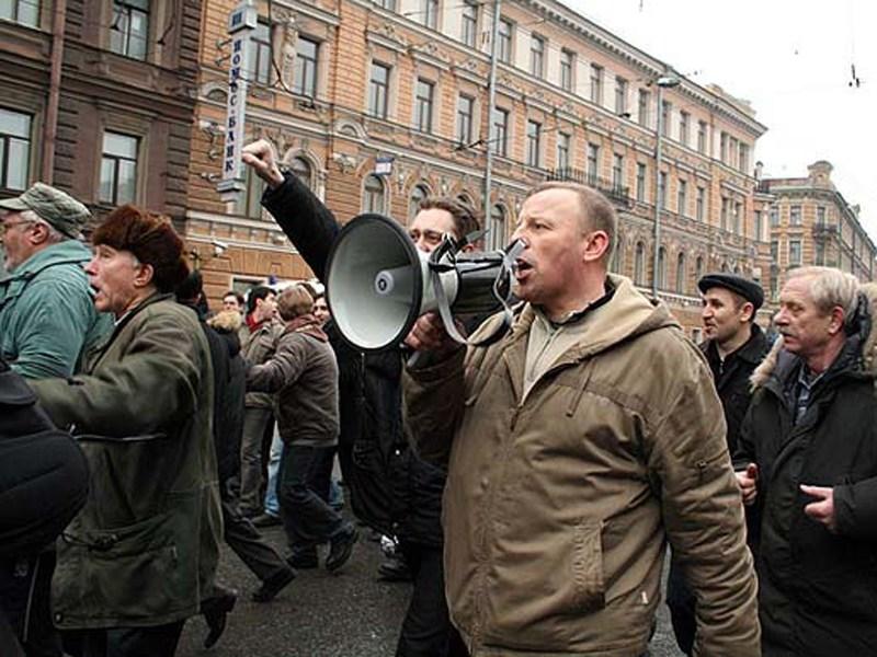 Завтра в Москве может пройти марш оппозиции