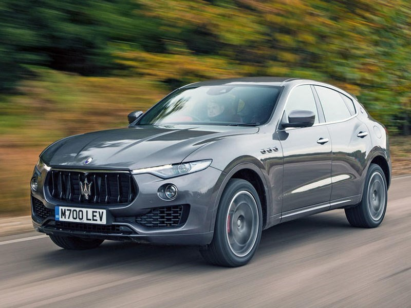 Maserati Levante превратили в гибрид