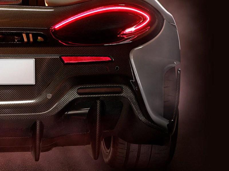 McLaren 570S получит экстремальную версию