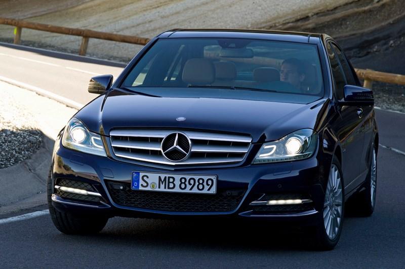 В России начались продажи полноприводного Mercedes-Benz C200 4MATIC