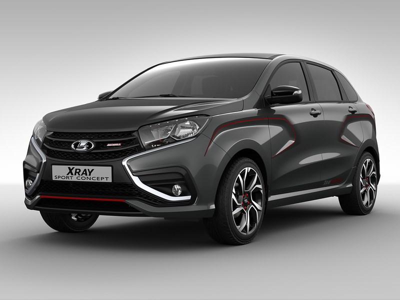 АвтоВАЗ начал разработку серийного XRay Sport