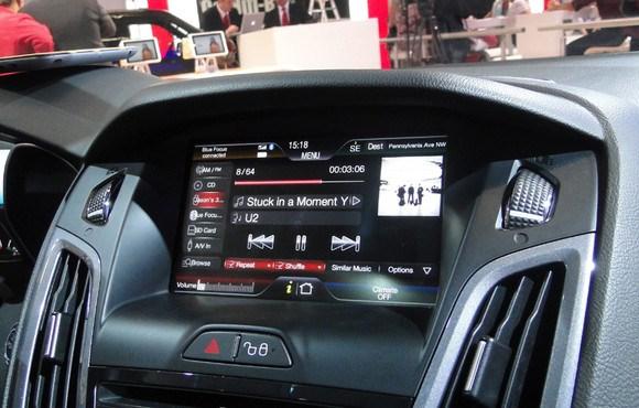 Ford и Intel представили новую систему персонализации автомобиля