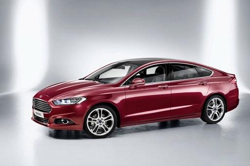 Новый Ford Mondeo выйдет на европейский рынок в октябре