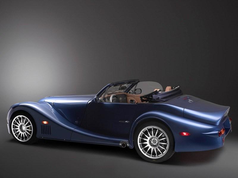 Morgan возобновит производство модели Plus 8