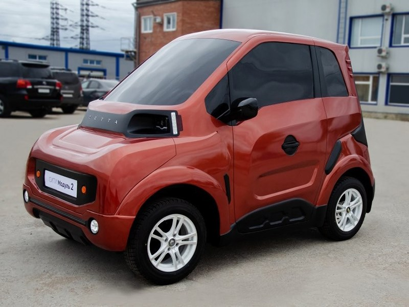 В Тольятти начнется массовый выпуск электромобилей Фото Авто Коломна