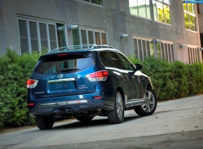 На российский рынок выходит новый Nissan Pathfinder