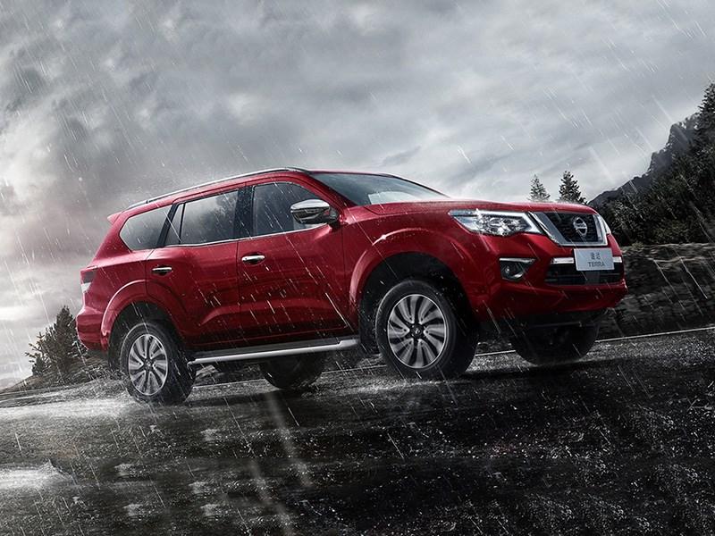 Nissan представил новый большой внедорожник - автоновости