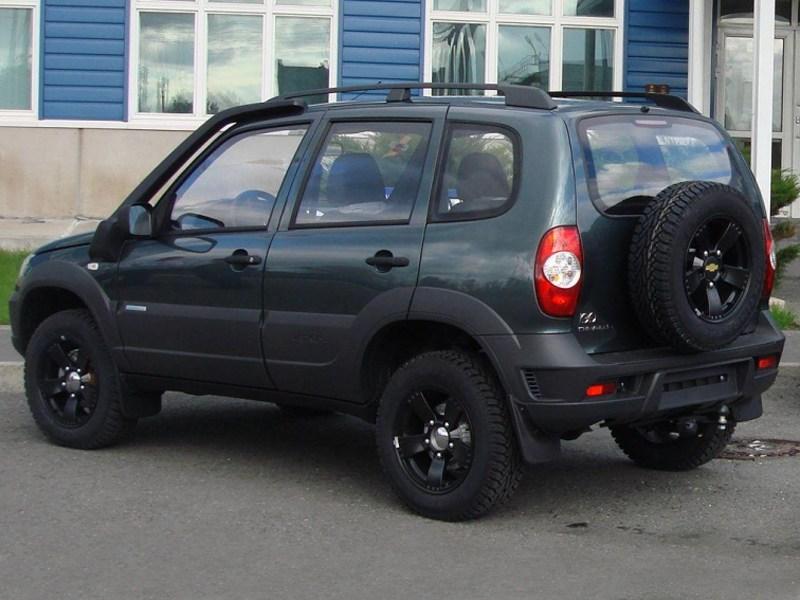«GM-АвтоВАЗ» увеличит спецвыпуск Chevrolet Niva