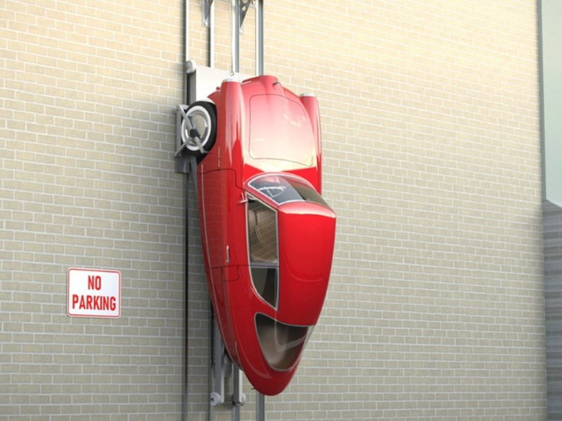 Эстонцы создали автомобиль паук Фото Авто Коломна