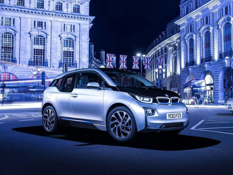 В наступающем 2017 продажи компании БМВ составят 100 000 электромобилей