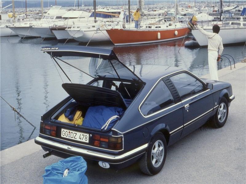 Opel продемонстрирует новое купе под старым именем Monza
