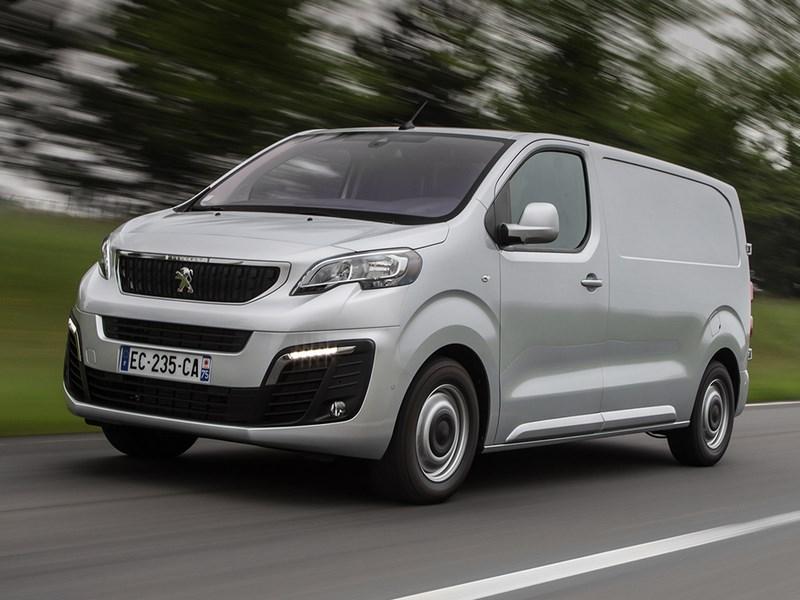 Peugeot вскоре начнет продажи нового фургона Expert в России