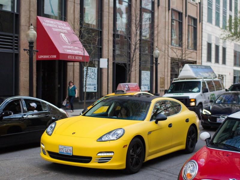 Volkswagen AG и Gett сделают такси из Audi и Porsche