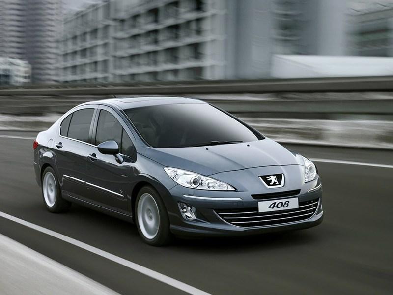 В России начались продажи Peugeot 408 с дизелем