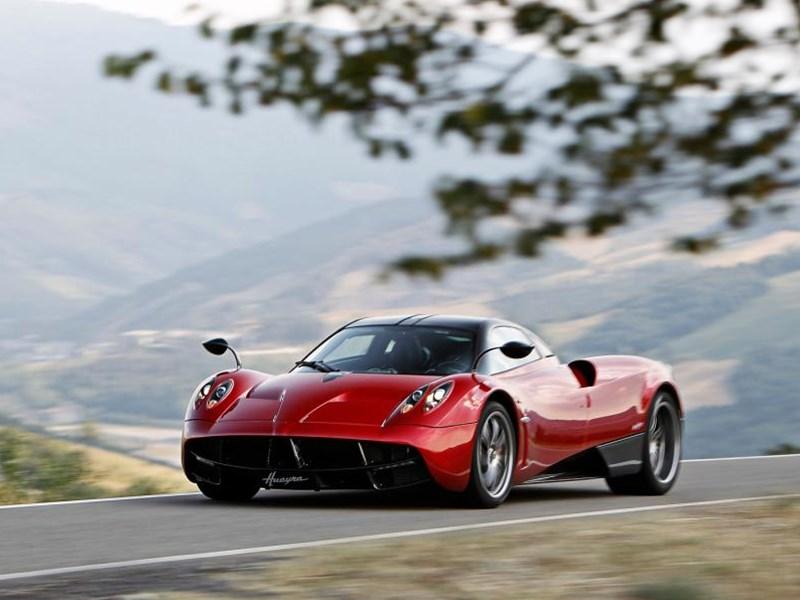 Pagani сделает электрический суперкар - автоновости