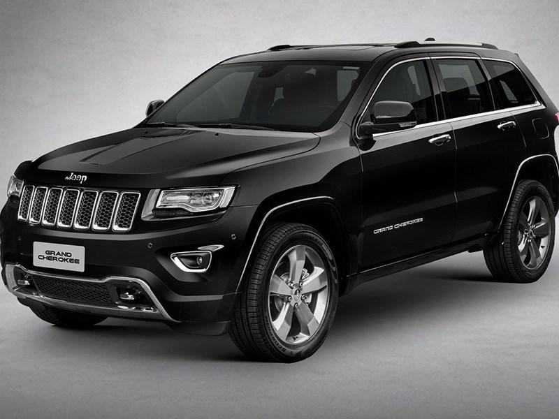 В России вновь отзывают Jeep и Chrysler